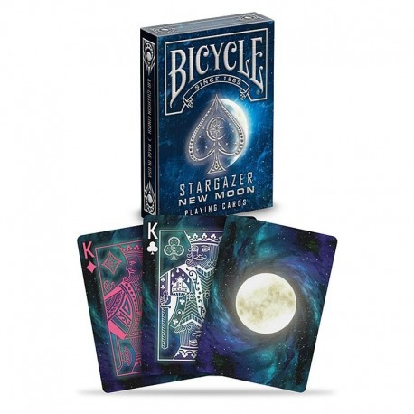 Bicycle - Stargazer New Moon Playing Cards