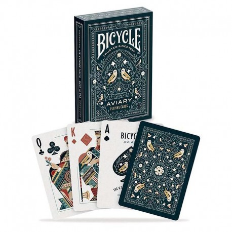 Bicycle - Aviary Playing Cards