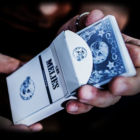 Les Melies Conquests Playing Cards ΣΗΜΑΔΕΜΕΝΗ