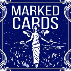 Bicycle Marked Deck - Blue back