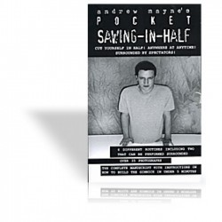 Pocket Sawing-In-Half by Andrew Mayne