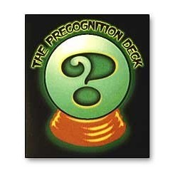 The Precognition Deck by Chris Kenworthey