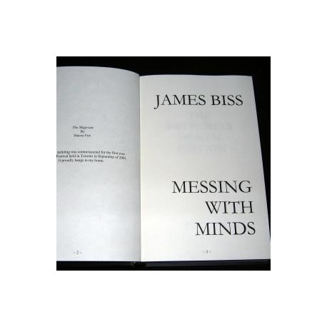 Messing with Minds – Extremely Mental Edition by James Biss