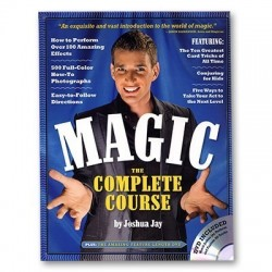 MAGIC- THE COMPLETE COURSE (WITH DVD) BY JOSHUA JAY