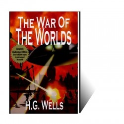 War of the World's Book Test by Alexander Black and Troy Cherry