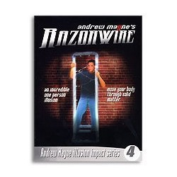 Razorwire by Andrew Mayne - Book