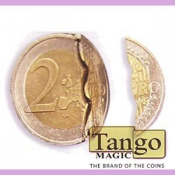 Tango Coin Bite (internal system) - Include extra piece - 2 Euro