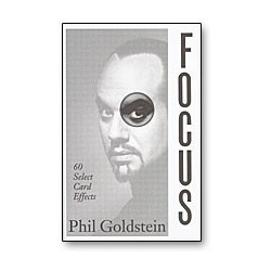 Focus by Phil Goldstein - Book