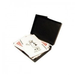 MIRACLE CARD CASE - ROYAL