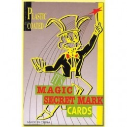 Magic Secret Mark Cards