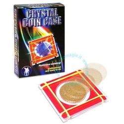 Crystal Coin Case