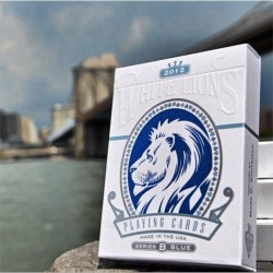 David Blaine WHITE LIONS SERIES B (BLUE)