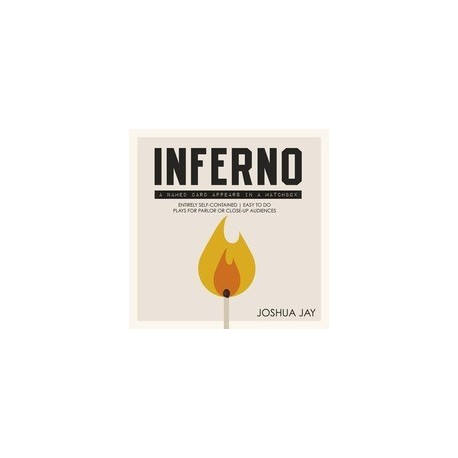Inferno by Joshua Jay (DVD + Gimmick)