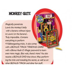 Monkey Guts With DVD by Mac Kings