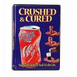 Crushed and Cured Cola DVD