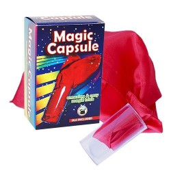 Magic Capsule - With Foulard