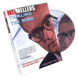 TICKLING THE MIND VOL.2 DVD Autographed