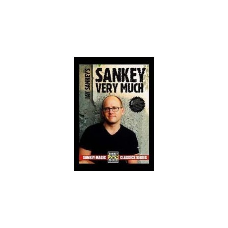 Sankey Very Much by Jay Sankey