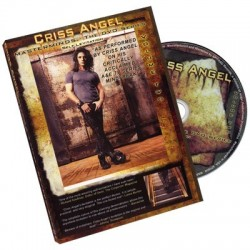 Masterminds Vol. 2: Self Levitation by Criss Angel (DVD)