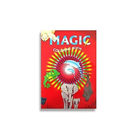 Magic Coloring Book Deluxe - Large ΜΑΓΙΚΟ ΒΙΒΛΙΟ