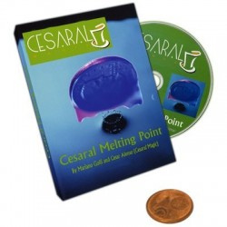 Cesaral Melting Point DVD + Gimmick