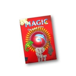 Magic Coloring Book Deluxe - Small ΜΑΓΙΚΟ ΒΙΒΛΙΟ