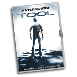 Tool by David Stone - 1 Gimmick + DVD